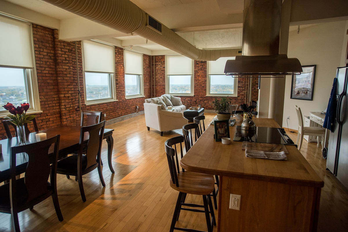 Luxury Apartments Downtown Rochester Ny